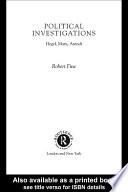 Political Investigations