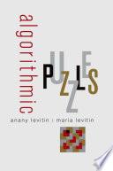 """""""Algorithmic Puzzles"""" by Anany Levitin, Maria Levitin"""
