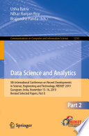 Data Science And Analytics Book PDF