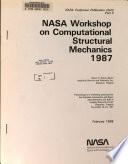 NASA Workshop on Computational Structural Mechanics 1987  Part 2