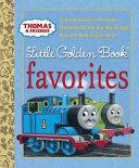Thomas   Friends Little Golden Book Favorites Book PDF