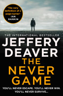 The Never Game  Colter Shaw Thriller  Book 1