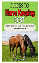 Guides to Horse Keeping Costs