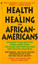 Health and Healing for African-Americans