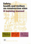 Safety, Health and Welfare on Construction Sites