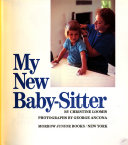 My New Baby sitter Book