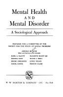 Mental Health and Mental Disorder