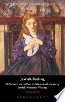 Jewish Feeling