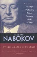 Lectures on Russian Literature [Pdf/ePub] eBook