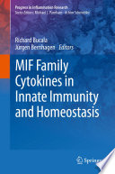 Mif Family Cytokines In Innate Immunity And Homeostasis Book PDF