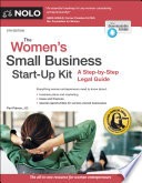 Women s Small Business Start Up Kit