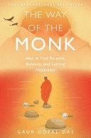 The Way of the Monk Pdf/ePub eBook