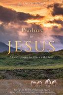 Psalms for Jesus Book