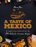 A Taste of Mexico Book PDF