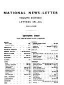 National News letter