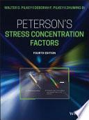 Peterson s Stress Concentration Factors Book