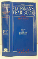 The Statesman's Year-Book, 1996-7
