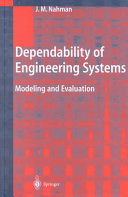 Dependability of Engineering Systems ebook