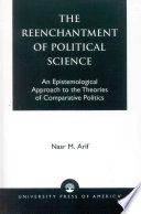 The Reenchantment of Political Science
