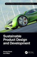Sustainable Product Design and Development Book PDF