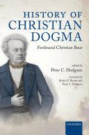 History of Christian Dogma [Pdf/ePub] eBook