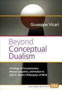 Beyond Conceptual Dualism