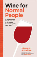 Wine for Normal People Book PDF