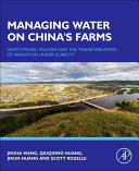 Managing Water on China s Farms