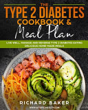 The Type 2 Diabetes Cookbook   Meal Plan