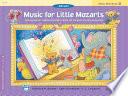 Music for Little Mozarts  Music Workbook 4 Book