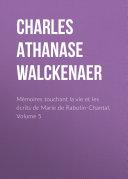 Pdf Mémoires touchant la vie et les écrits de Marie de Rabutin-Chantal, Volume 5 Telecharger