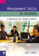 Management Skills in Schools Pdf/ePub eBook