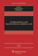 International and Transnational Criminal Law