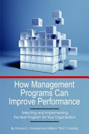 How Management Programs Can Improve Organization Performance