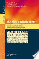 The New Codebreakers