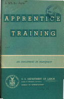 Apprentice Training  an Investment in Manpower
