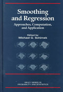 Smoothing and Regression
