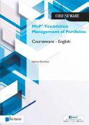 MoP® Foundation Management of Portfolios Courseware – English