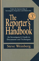 Cover of The Reporter's Handbook