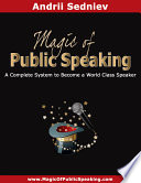 Magic Of Public Speaking PDF