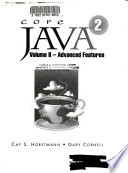 Core Java Two