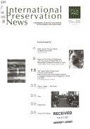 International Preservation News