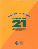 Agenda 21 Programme Of Action For Sustainable Development Rio Declaration On Environment And Development Statement Of Forest Principles