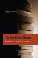 The Dark Side of Literacy