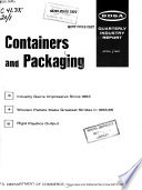 Containers and Packaging