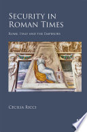 Security in Roman Times Book