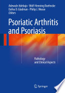 Psoriatic Arthritis and Psoriasis Book