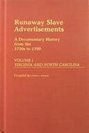 Runaway Slave Advertisements