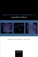 Oxford Case Histories in Anaesthesia Pdf/ePub eBook
