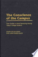 The Conscience Of The Campus